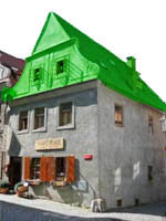 Accommodation �esk� Krumlov - apartment